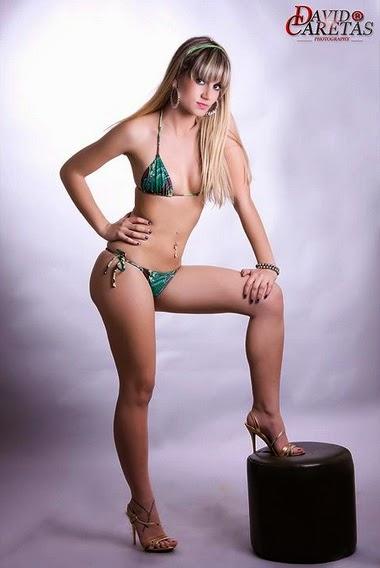 Fotos Liliana Filipa da Casa dos Segredos 5 em Bikini