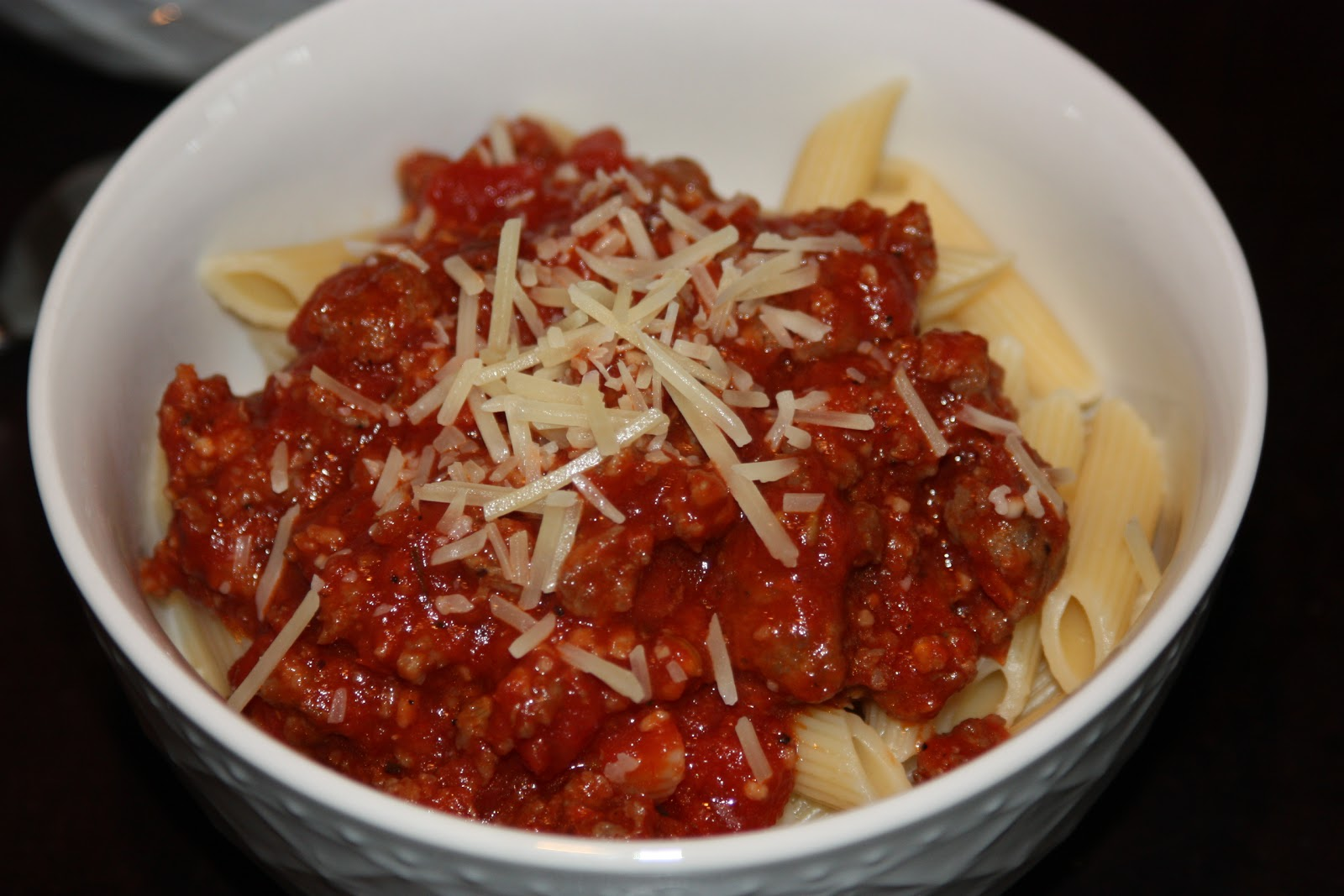 love my crockpot during the hot summer months. This sauce was really ...
