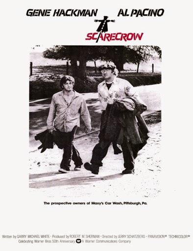Ver El espantapájaros (Scarecrow) (1973) Online