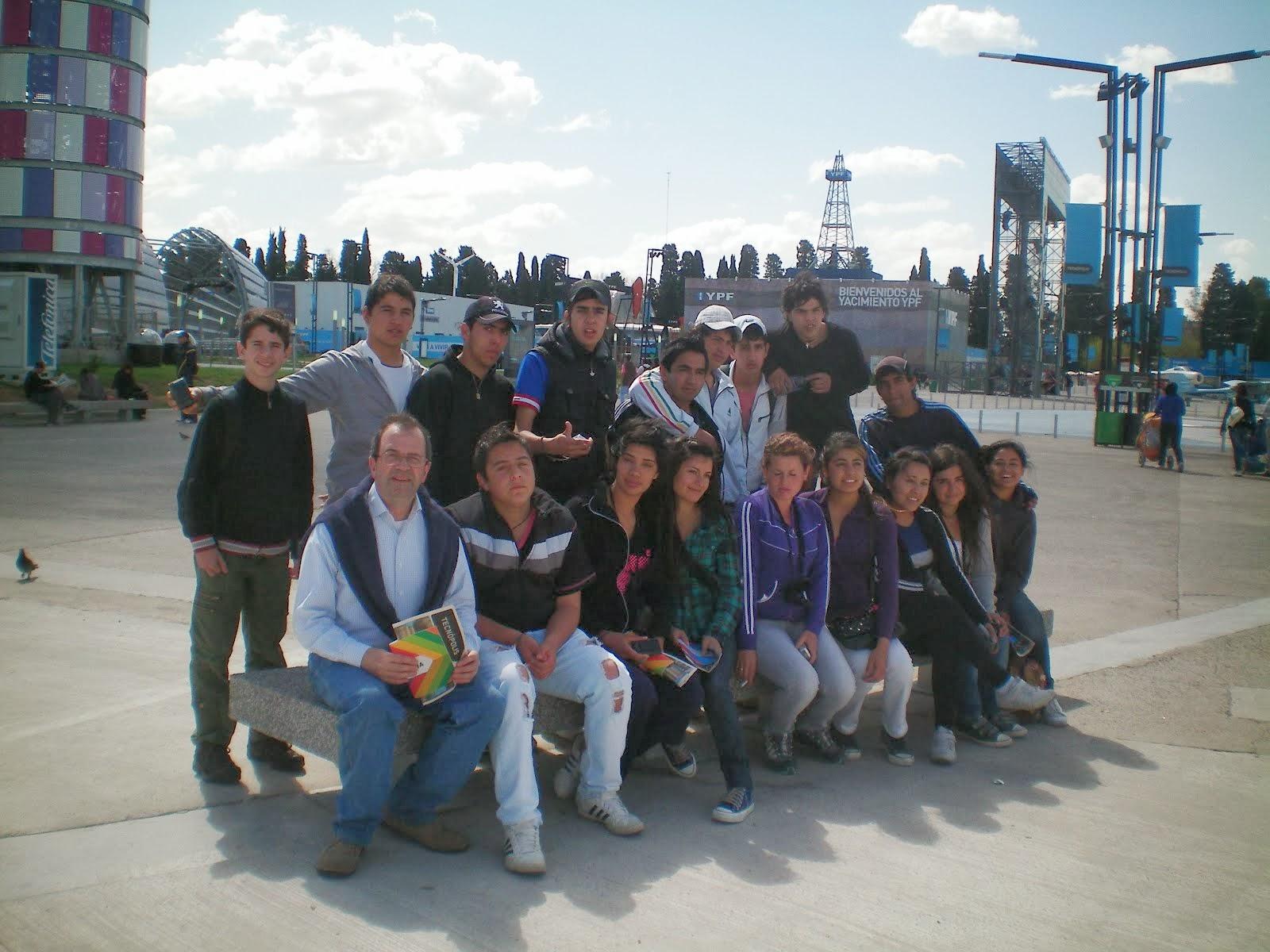 Viaje a Tecnópolis 2012
