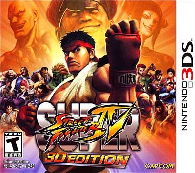 0011 - Super Street Fighter IV 3D - 3DS ROMs