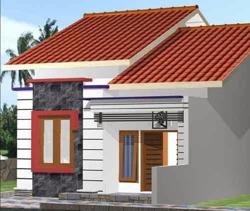 Model Rumah Type 36 Tahun 2014 - Gbr1