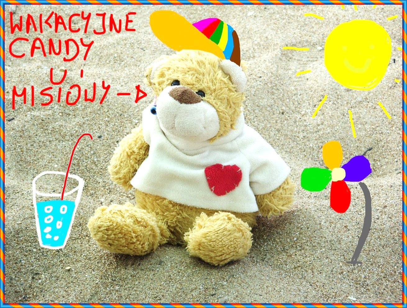 Wakacyjne Candy u Kasi :)