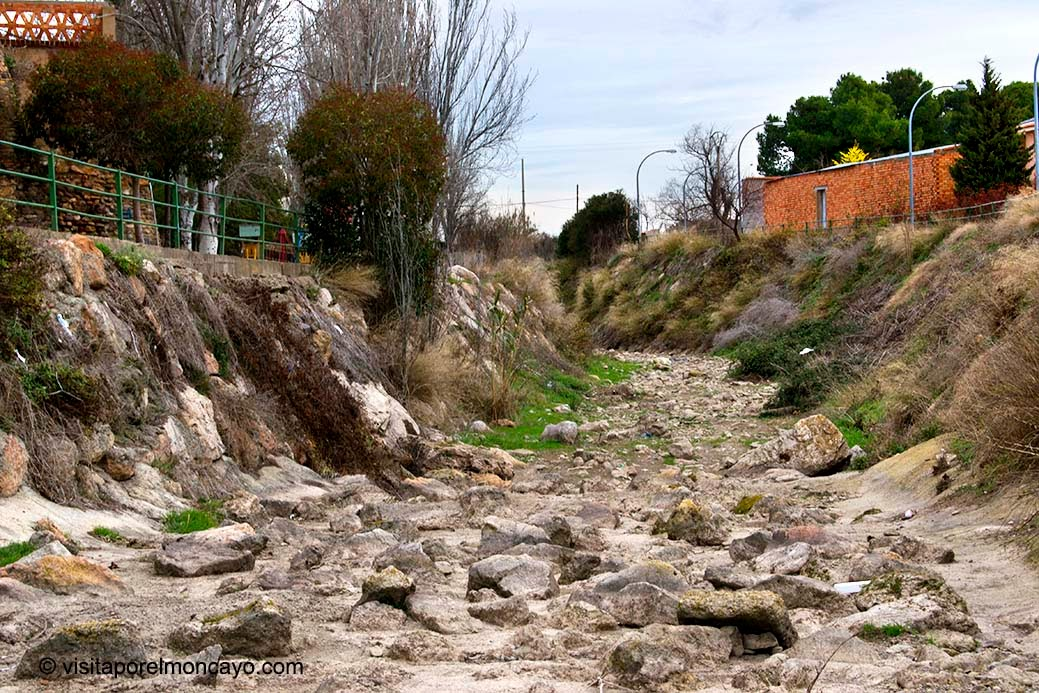 rio huecha comarca campo de borja agon