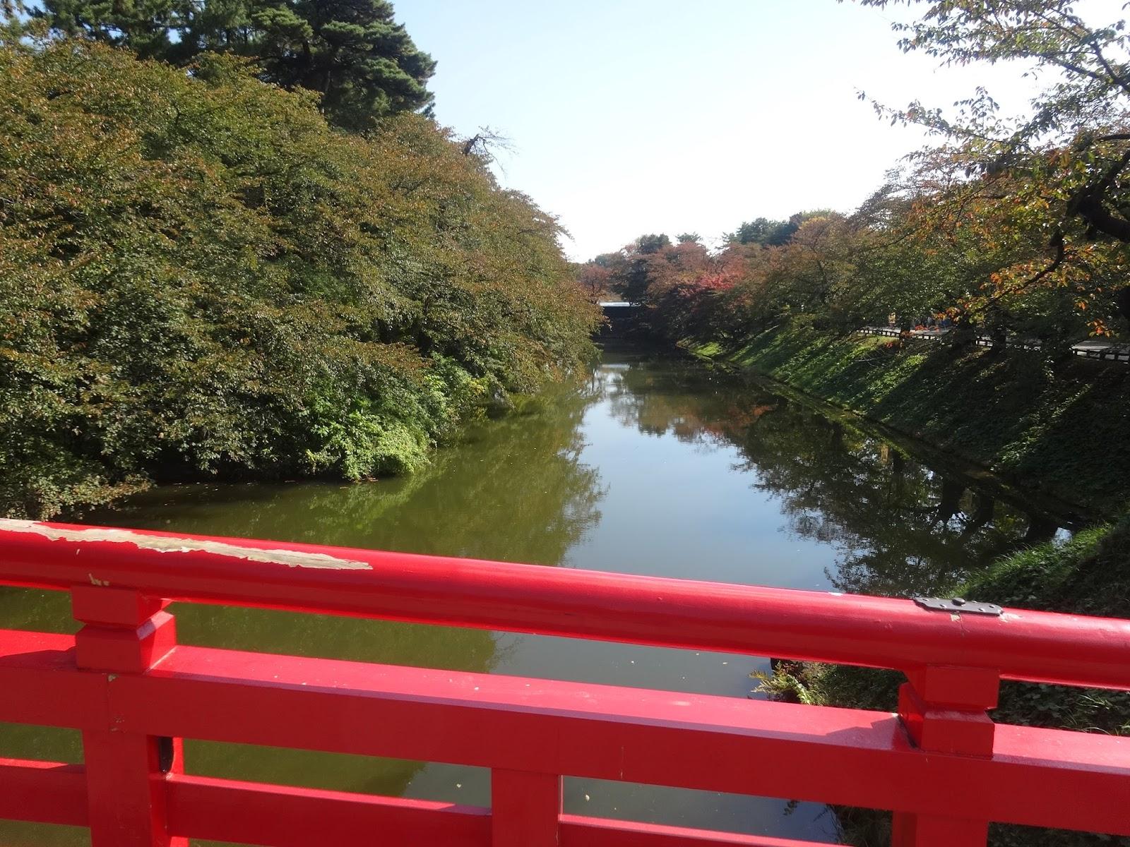 橋,弘前公園,お堀〈著作権フリー画像〉Free Stock Photos