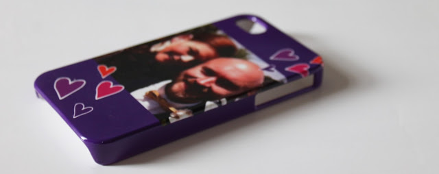 Personalised photo iPhone case from CaseApp