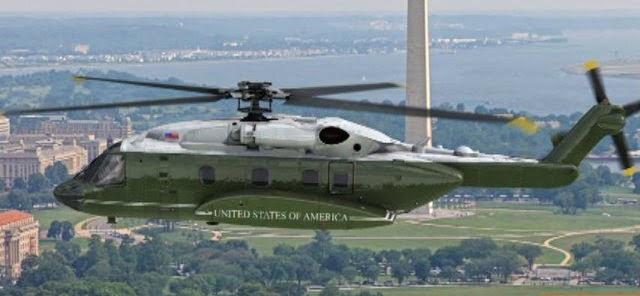 Elicottero Presidenziale sarà il più costoso di sempre