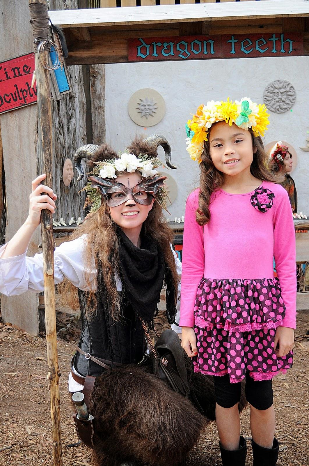 Texas Renaissance Festival Sherwood Forest Faire