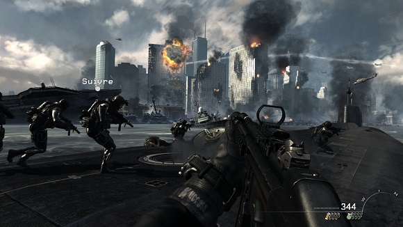 Call of Duty Modern Warfare 3 PC Game Screenshot Review GamePlay www.ovagames.com 4 Call of Duty Modern Warfare 3 RePack Black Box