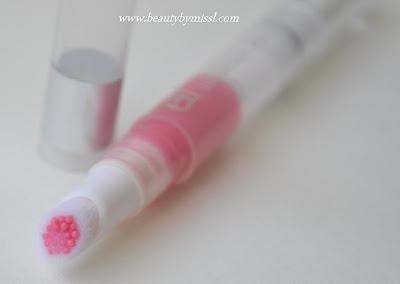 e.l.f. Luscious Liquid Lipstick in Perfect Pink