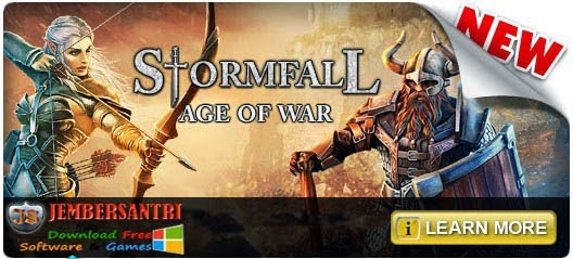 Stormfall Age Of War Game