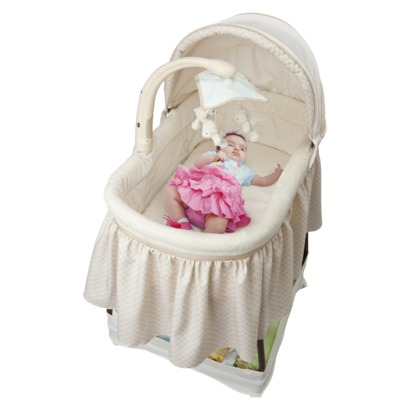 Bassinet Elite Espresso Latte