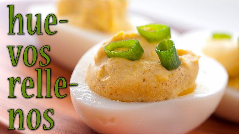 huevos rellenos dukan
