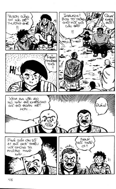 Jindodinho - Đường Dẫn Đến Khung Thành III Tập 26 page 98 Congtruyen24h