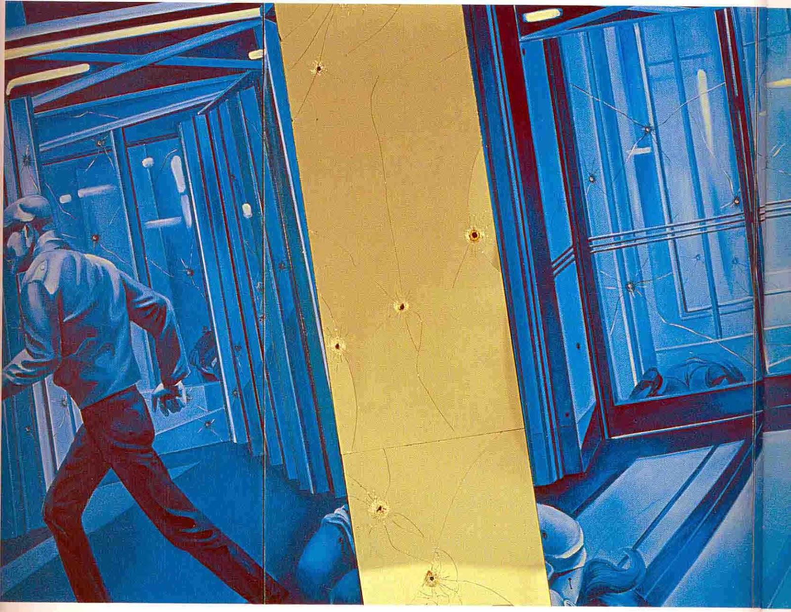 Fromanger g rard figuration narrative 3e objet d 39 tude for Figuration narrative