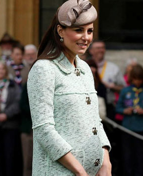 kate middleton pregnancy baby bump