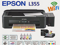 Epson L355 Printer Driver Free Download