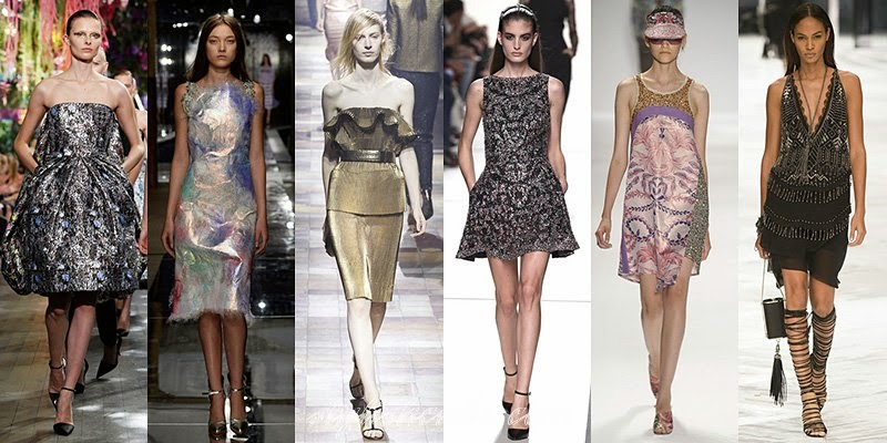 Summer 2014 Women's Cocktail Dresses Fashion Trends