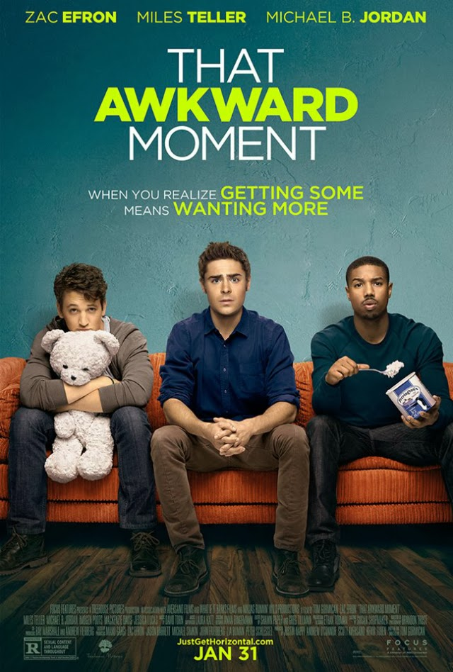 La película That Awkward Moment
