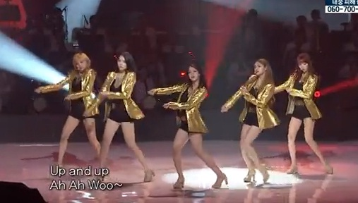 Kara s performance with bikini girl