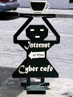 Distance Education Via Internet