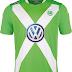 Kappa apresenta as novas camisas do Wolfsburg