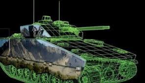 Teknologi Masa Depan 2013: Tank Tembus Pandang (Serangga Daun)