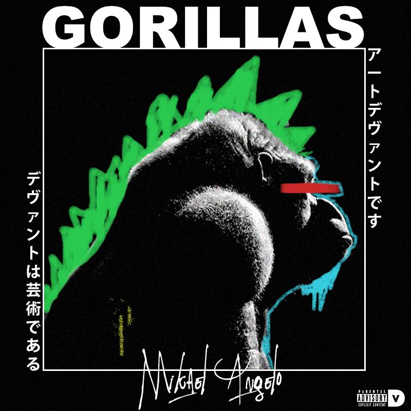Mikael Angelo - Gorillas | Ses Rêveries