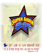 Join our 2011 JDRF Walk team!