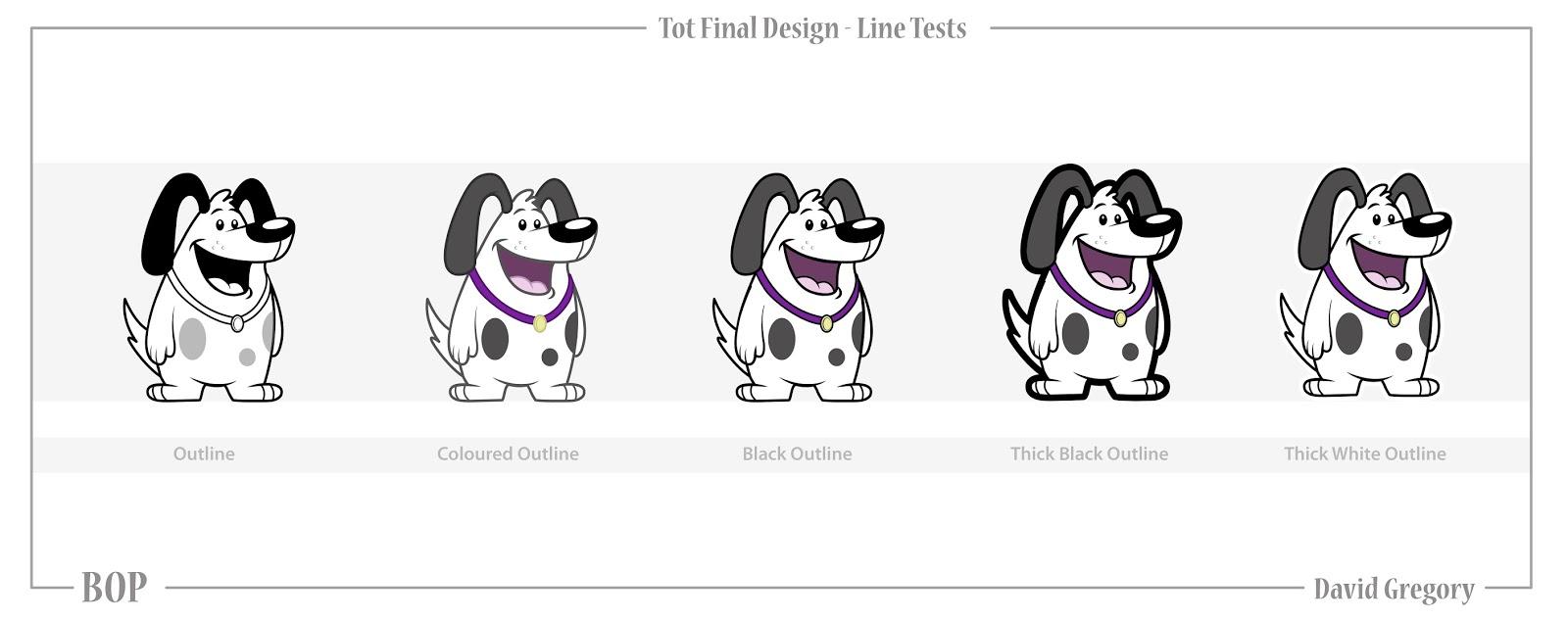 Character Design Freelance Job : David gregory artworks freelance character design work