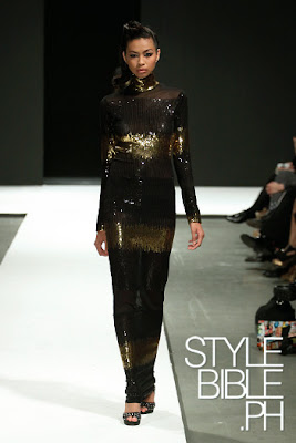 In Wonder Underground Norman Noriega S S 2012 Glittery Sequins Opulent Finishes