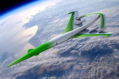NASA Future Supersonic Flight