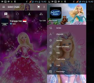BBM MOD Barbie v2.10.0.35 Clone - Barbie