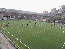 campo Branega Genova Prà