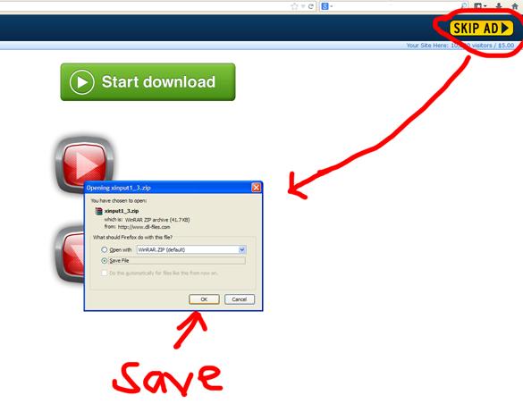 baixar xinput1_3.dll para windows 7 32 bits