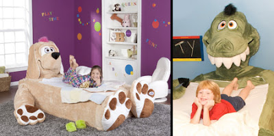 Stuffed Animal Beds for Kids