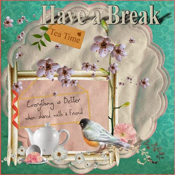 HSA - Have a break