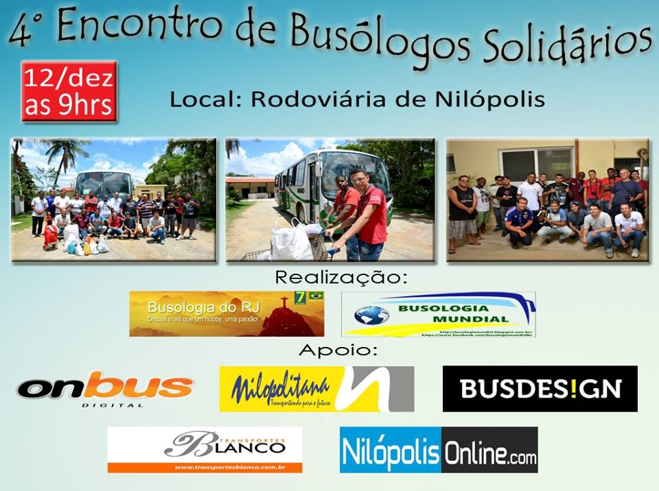 4° Encontro de Busólogos Solidários