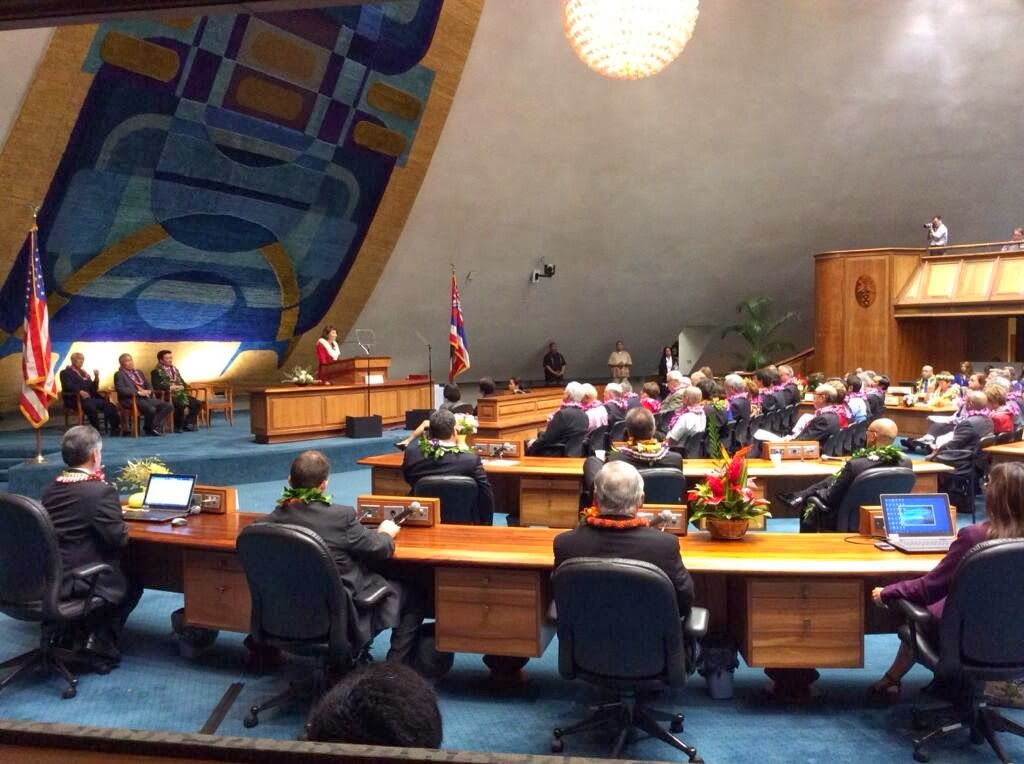 Hawaii Senate majority courtesy photo