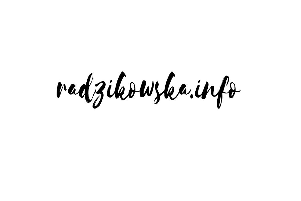 radzikowska.info