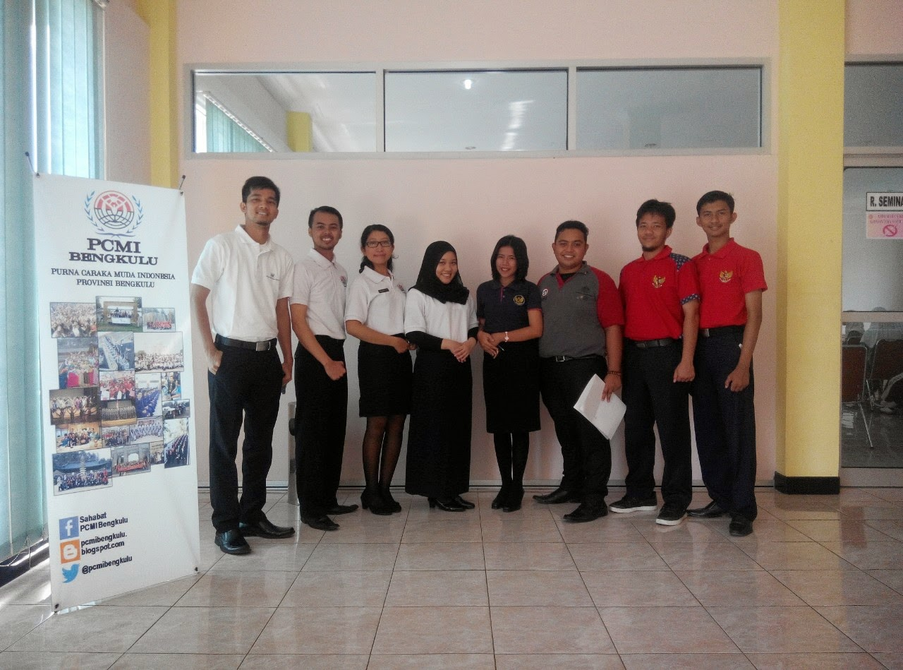 Roadshow Perdana PCMI Bengkulu