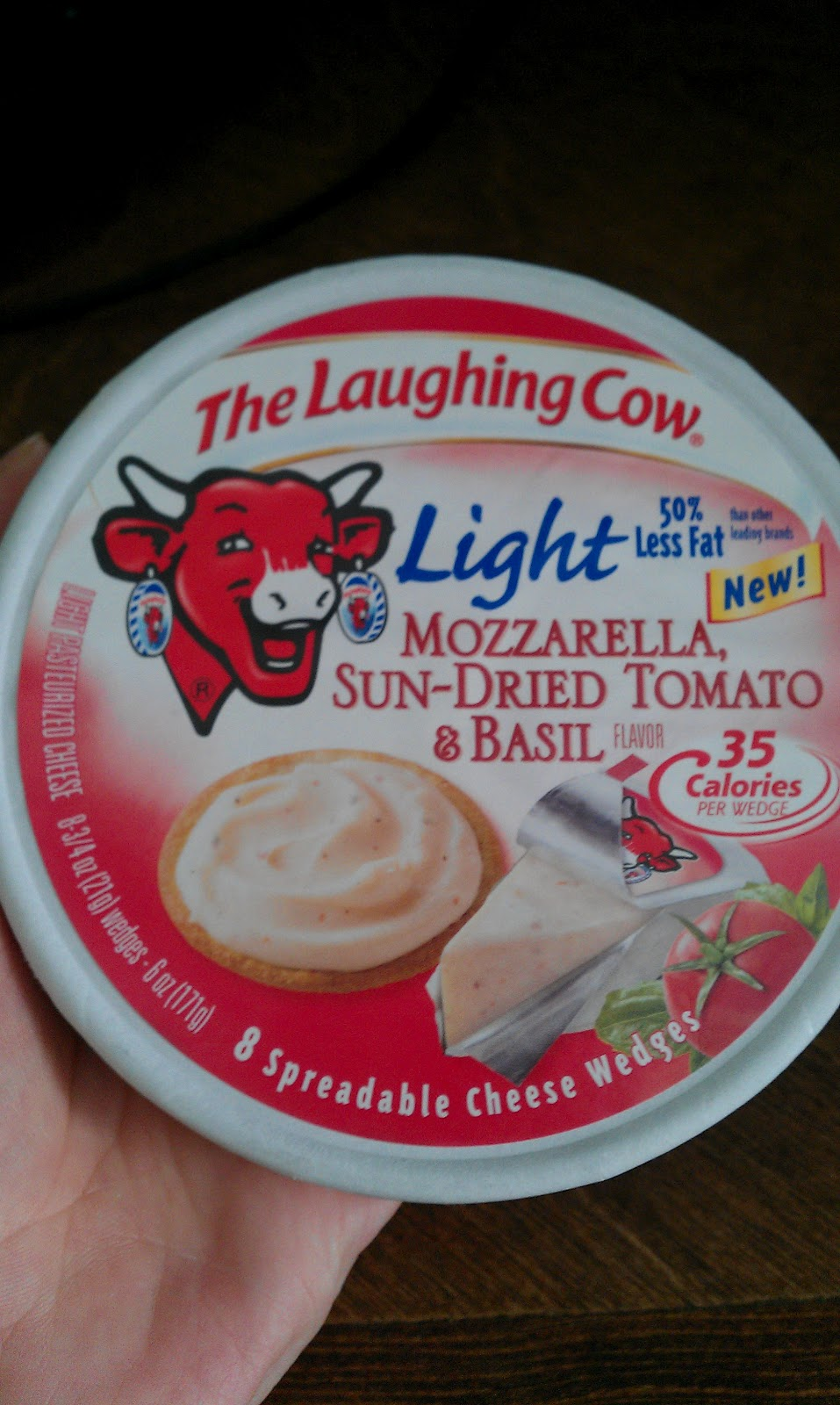 how to eat laughing cow cheese