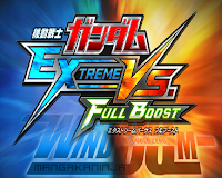 Download Game Gundam Extreme VS Full Boost