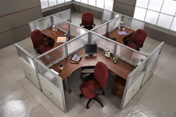 OFM Rize Cubicle Workstation