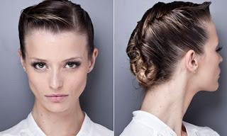 penteados, verão2013, topetes e tranças