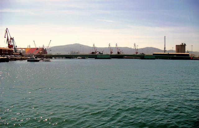 Puente de Raos en Puerto de Santander