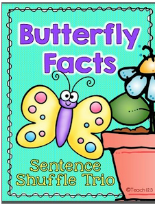 Butterfly Facts Center