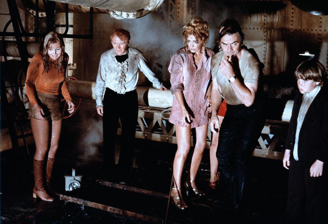Gallery images and information: Stella Stevens Poseidon Adventure