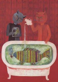 Forgotten Illustrator: Viera Gergel'ova