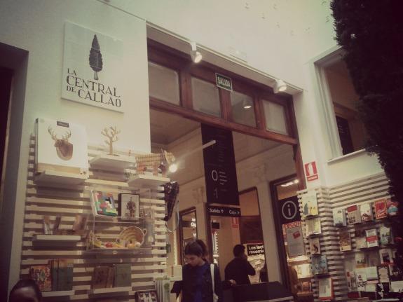 El bistró de la central de Callao